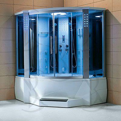 Ariel 701 Steam Shower Enclosure Shower Tub Steam Bathroom
