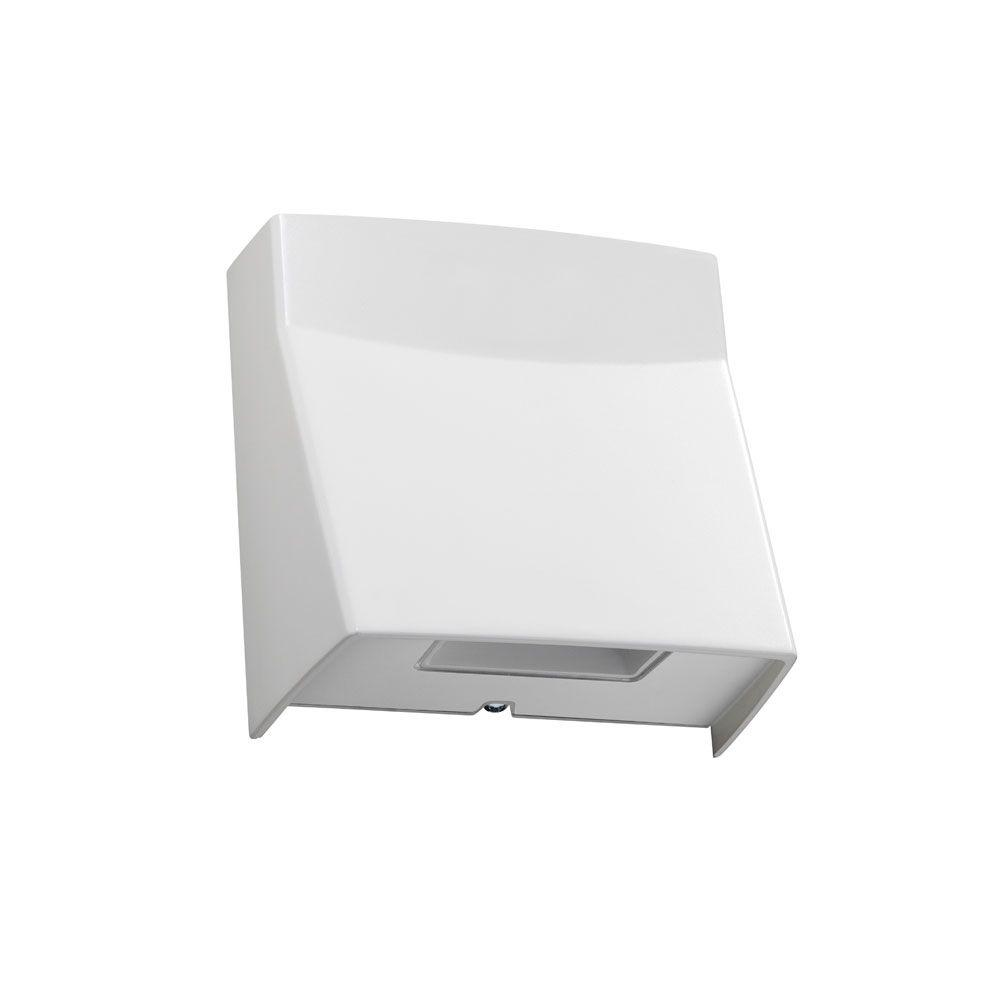 Msl Series White Outdoor Integrated Led Mini Wall Pack Light