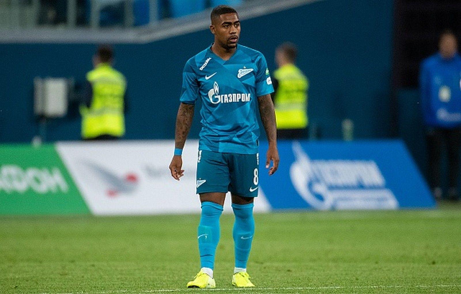Malcom Pode Ser Vendido Pelo Zenit Apos Atos Racistas Lokomotiv Moscou Futebol Brasileiro Esportes