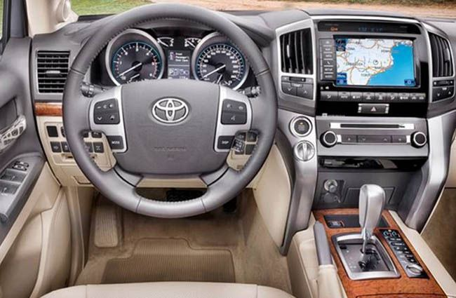 2018 toyota 4runner interior  with images