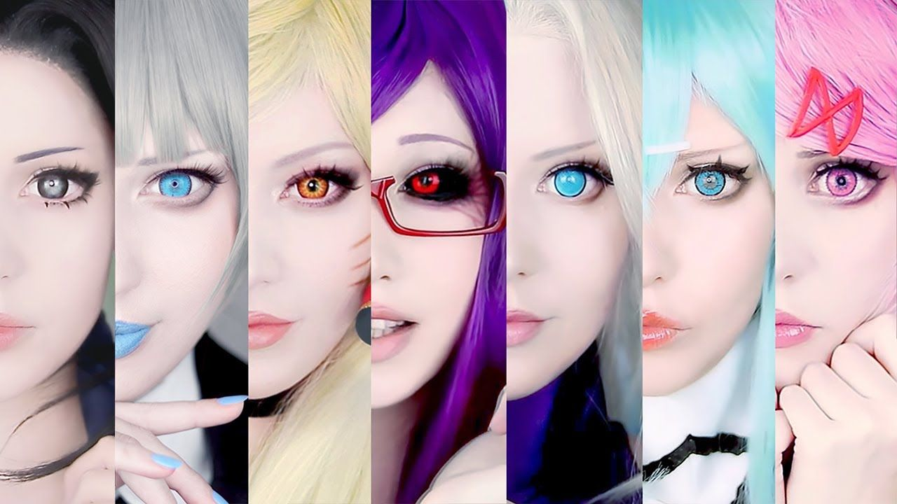 @KleinerPixel Review: What Circle Lenses for cosplay? Part ...