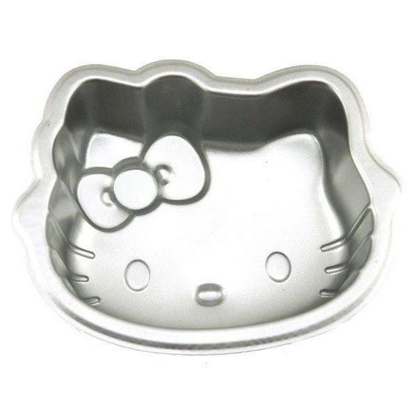 Hello Kitty Cake Mold Pan From The Hello Kitty Collectionary
