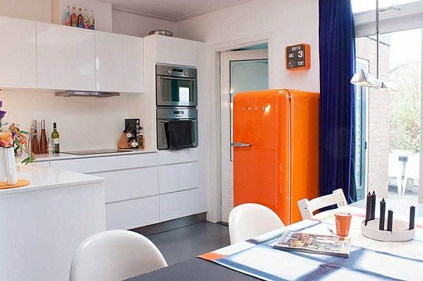 17 bästa bilder om smeg orange på pinterest | madeira, kylskåp och