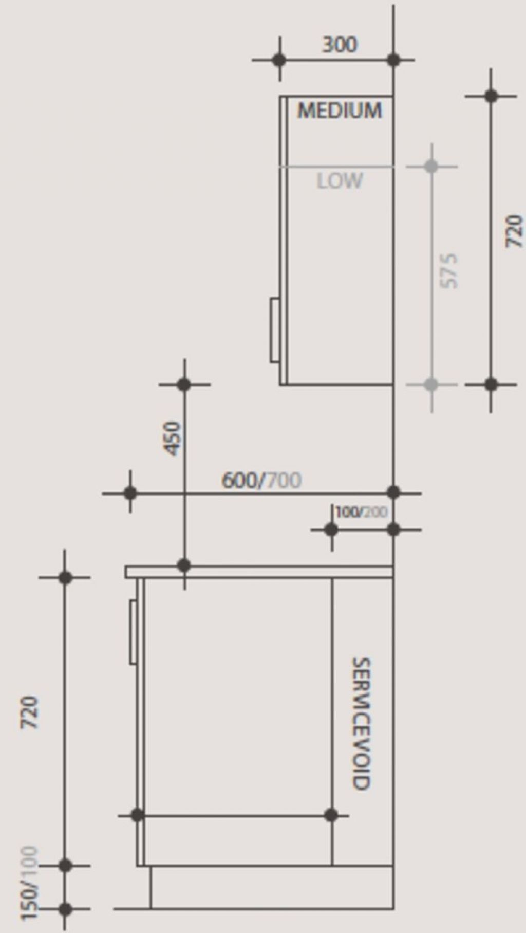 Kitchen Cabinet Depth Of Cabinets
