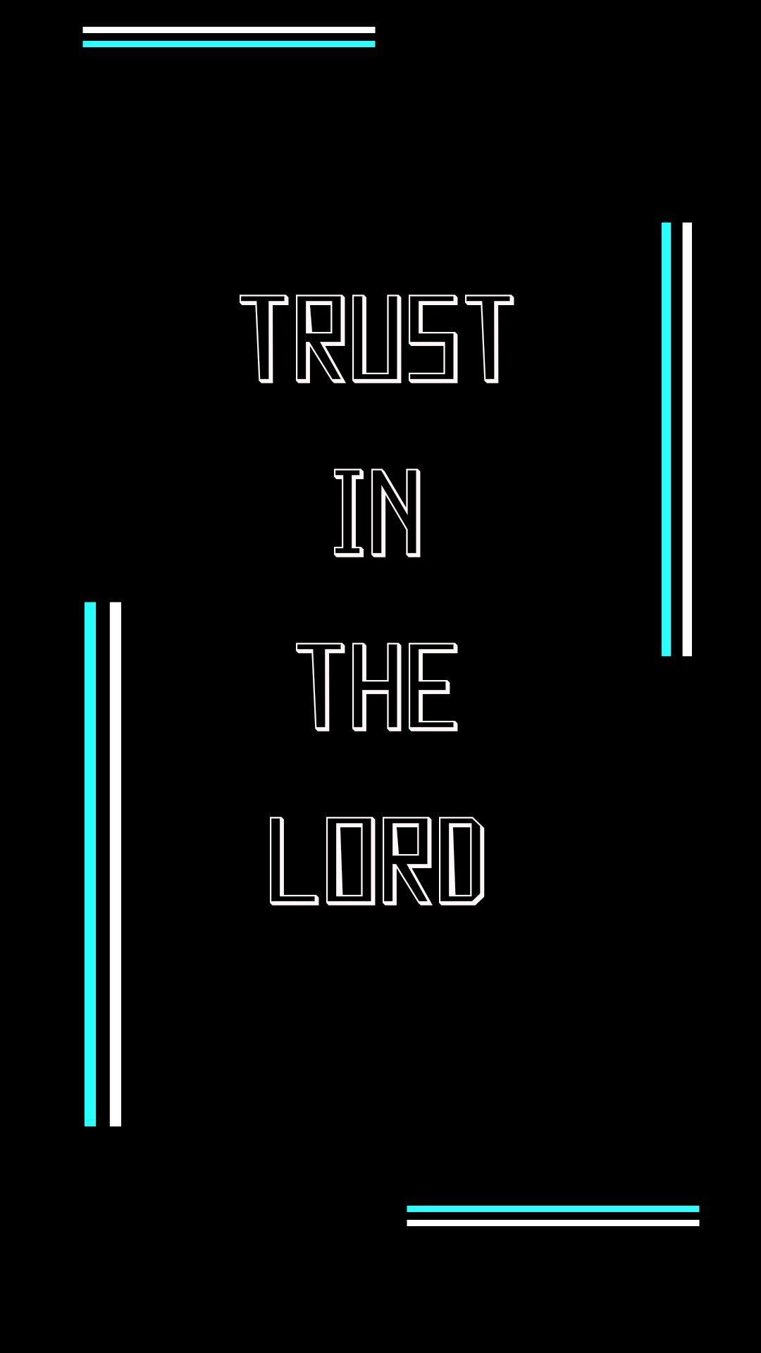 Trust in god trust god lord tech company logos