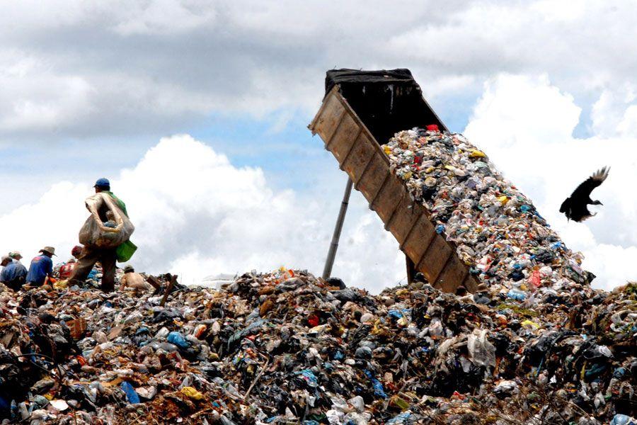 Brasil é o quinto maior produtor de lixo do mundo | #AterroSanitário, #Energia, #Lixo, #MeioAmbiente, #Poluição, #Sustentabilidade, #VitorVieira
