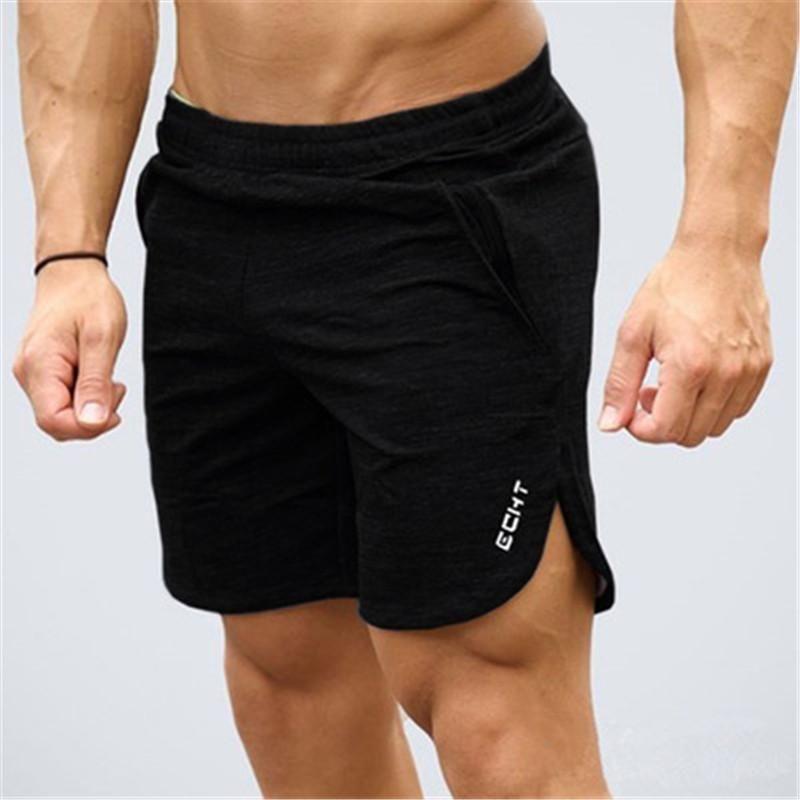Echt Mens Gym Pants Athletic Jogger Slim Fit Skinny Bodybuilding Sweatpants New