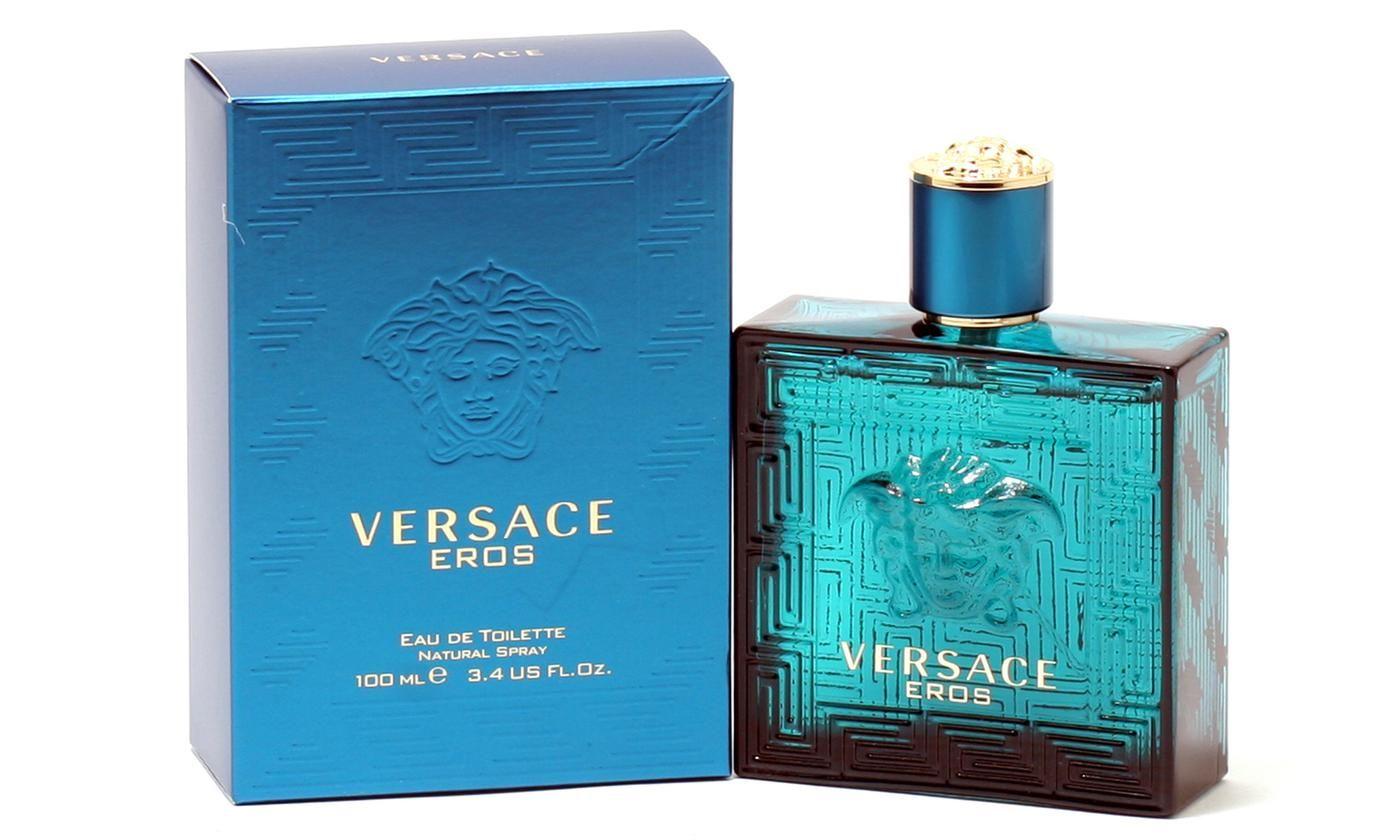 عطر فيرزاتشي ايروس الازرق للنساء Eau De Toilette Versace Spray