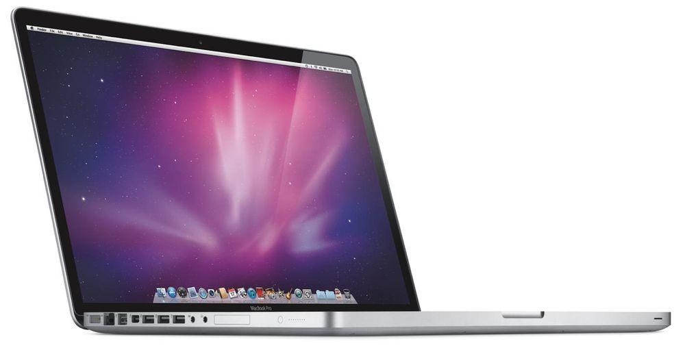 Apple Macbook Pro Mac 17 Inch Quad Core I7 8gb 240gb Ssd Laptop Apple Macbook Macbook Newest Macbook Pro