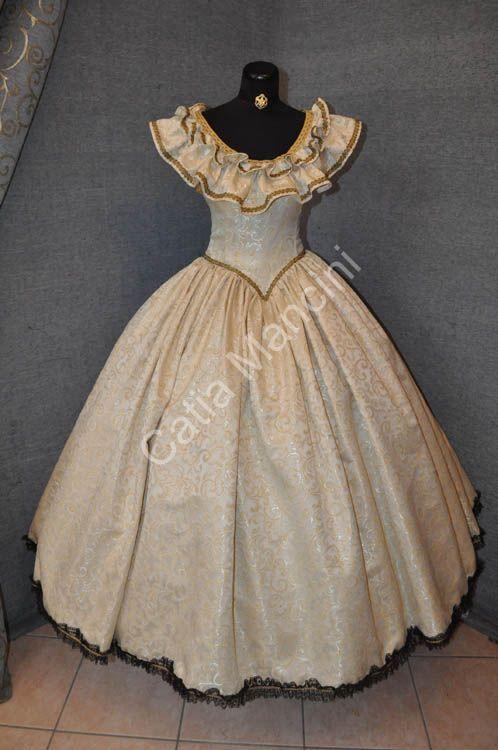 Abiti Da Sposa Anni 800.Pin On Dresses