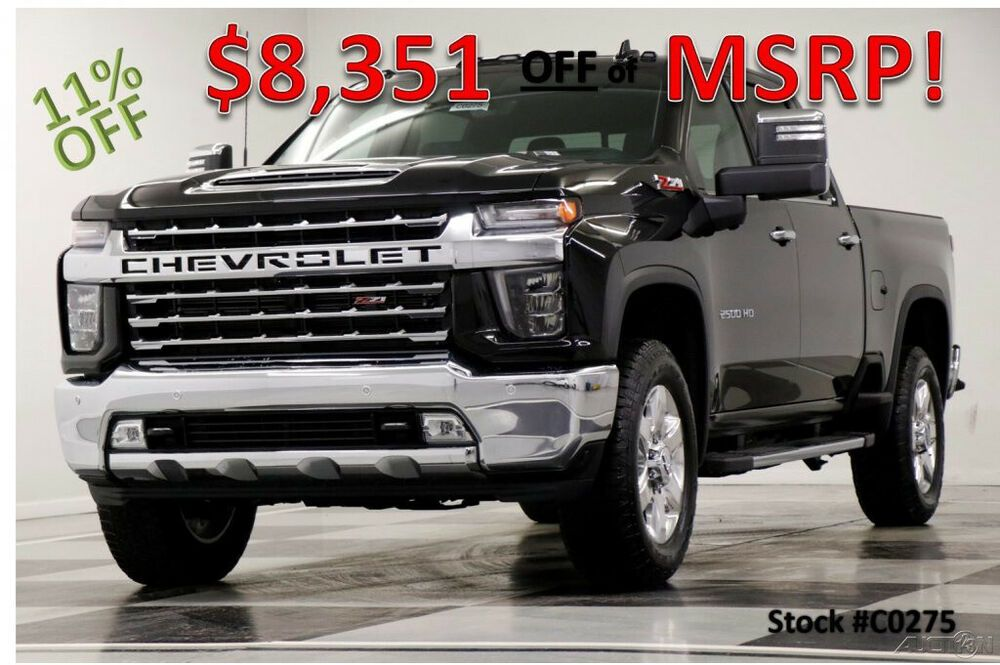 2020 Chevrolet Silverado 2500 Ltz Crew Cab 4wd Heated Cooled Leather Sunroof N Like New 2500hd Dura In 2020 Chevrolet Silverado Chevrolet Silverado 2500 Silverado 2500