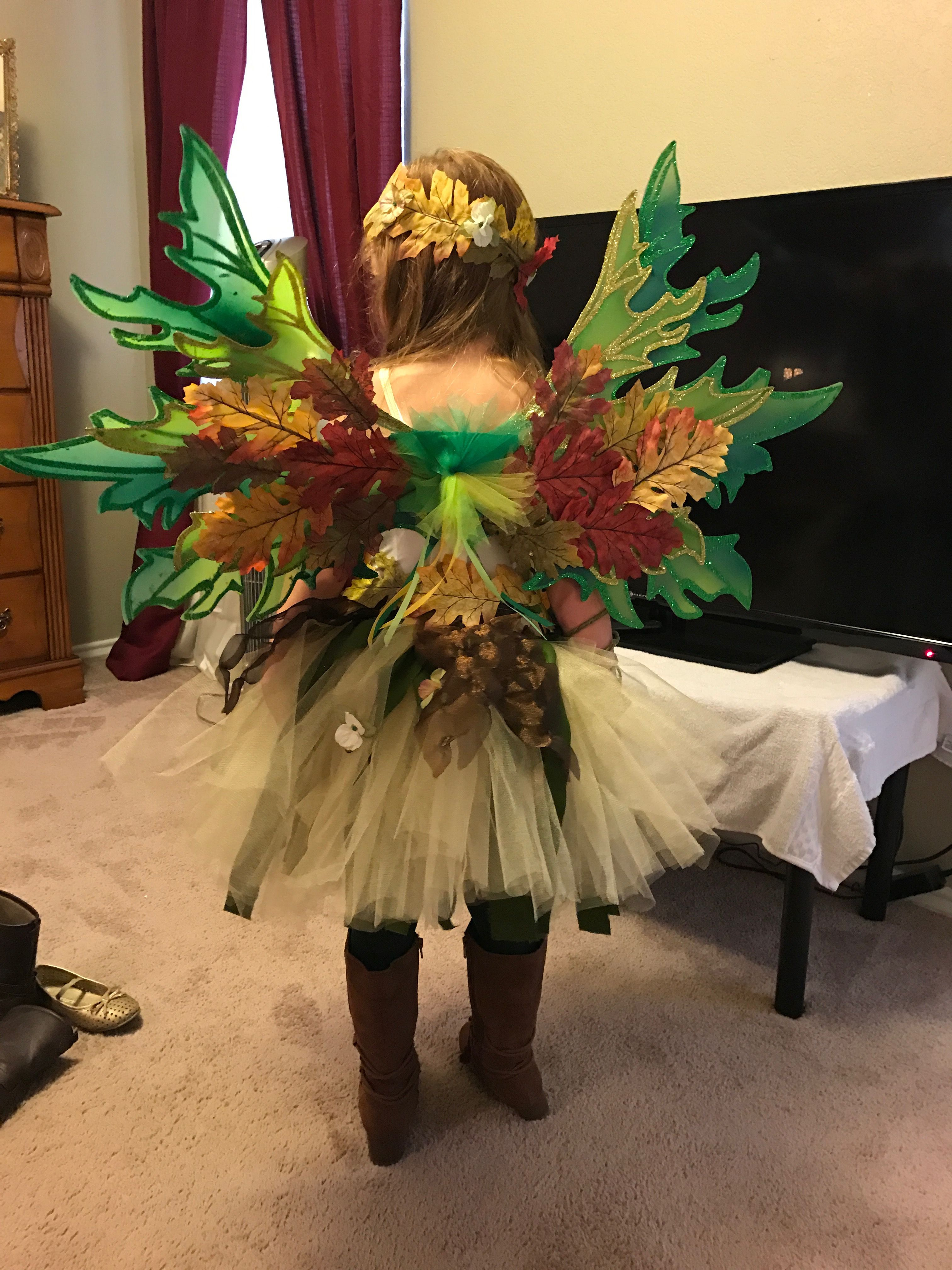 Kids diy garden fairy costume wings | My heart and my soul: Demi ...