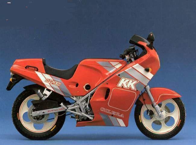 KK 125cc - Gilera -1986