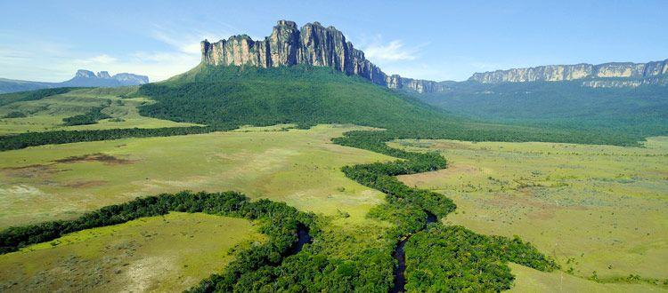 La Gran Sabana Venezuela Adventure Travel Places To Visit