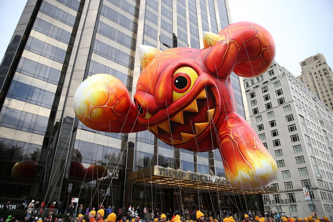 Past And Present Balloons Of Macy S Thanksgiving Day Parade Thanksgiving Day Parade Macy S Thanksgiving Day Parade Macy S Thanksgiving Day Parade