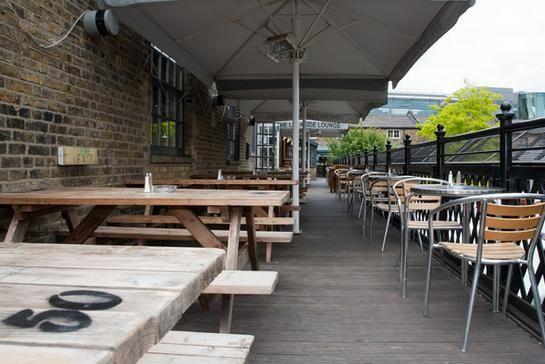 Lockside Lounge, Camden... Miss it