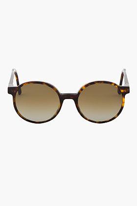 Sunglasses Suse red/dark grey Maison Martin Margiela b3UW9ze