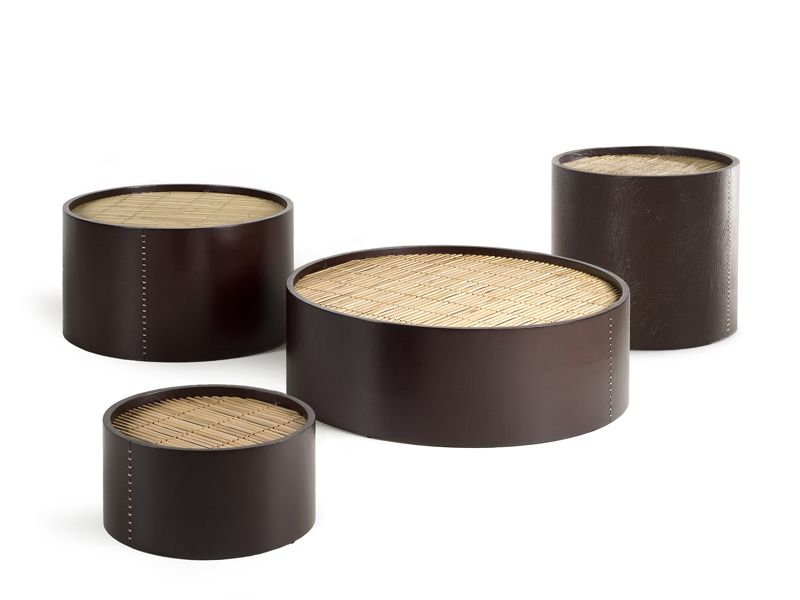 Mesa de centro DIMSUM by KENNETH COBONPUE Design Furniture - Balou Rattan Mobel Kenneth Cobonpue