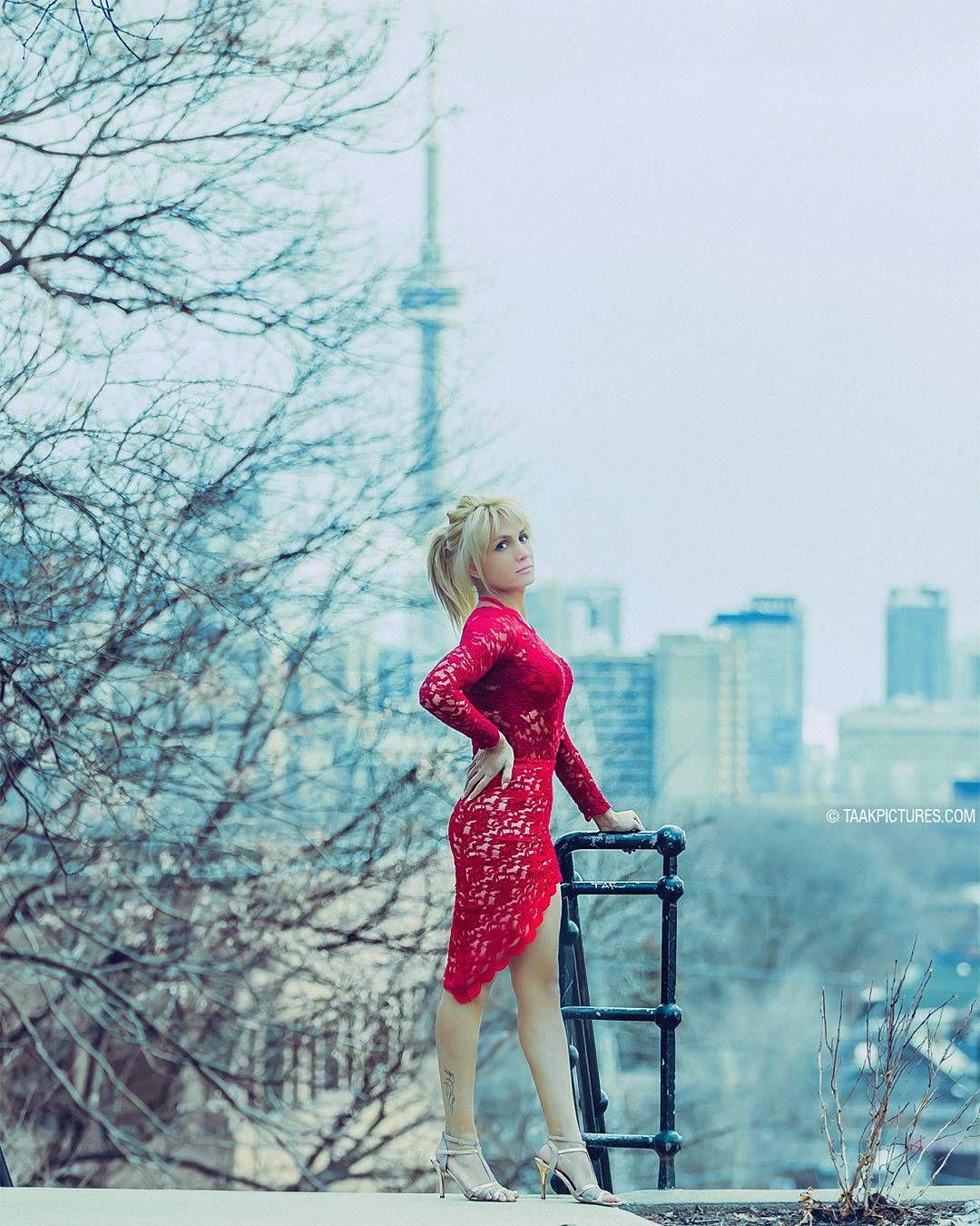 Winter Fashion Model Photography: Taak Fashion/Glamour Modeling Photography