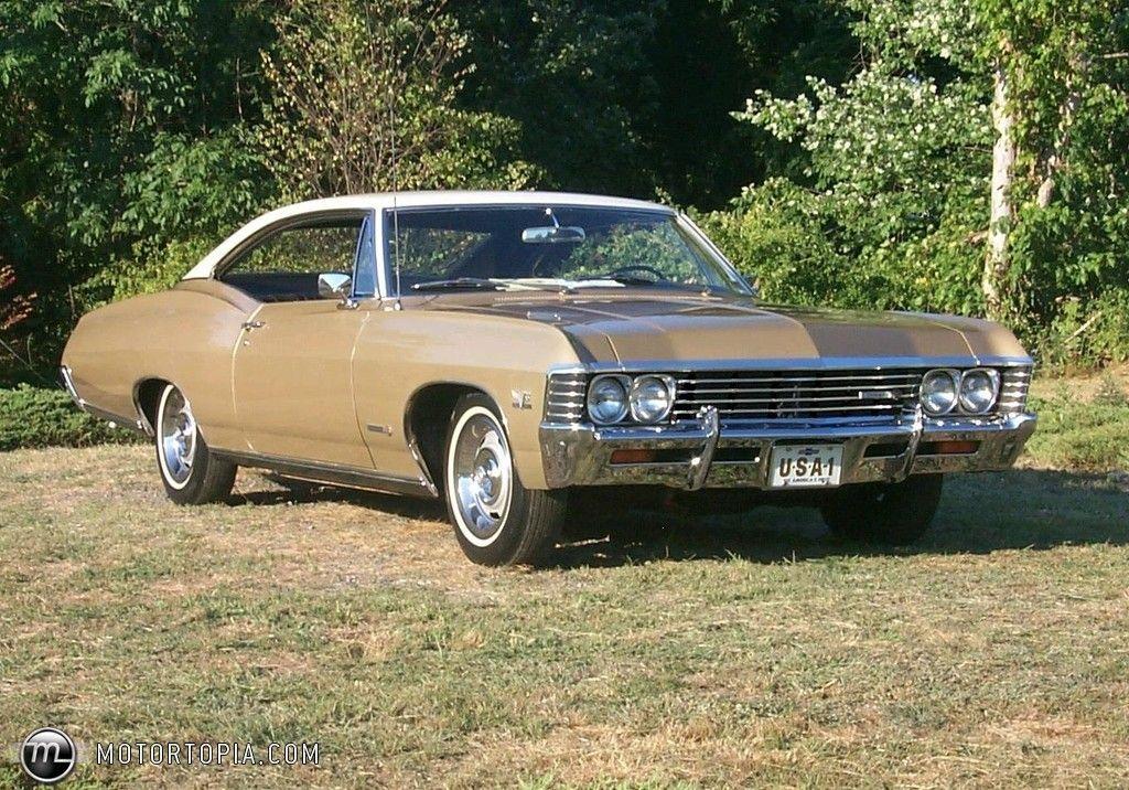 1967 Chevrolet Impala Photo Of A 1967 Chevrolet Impala Ss Gold