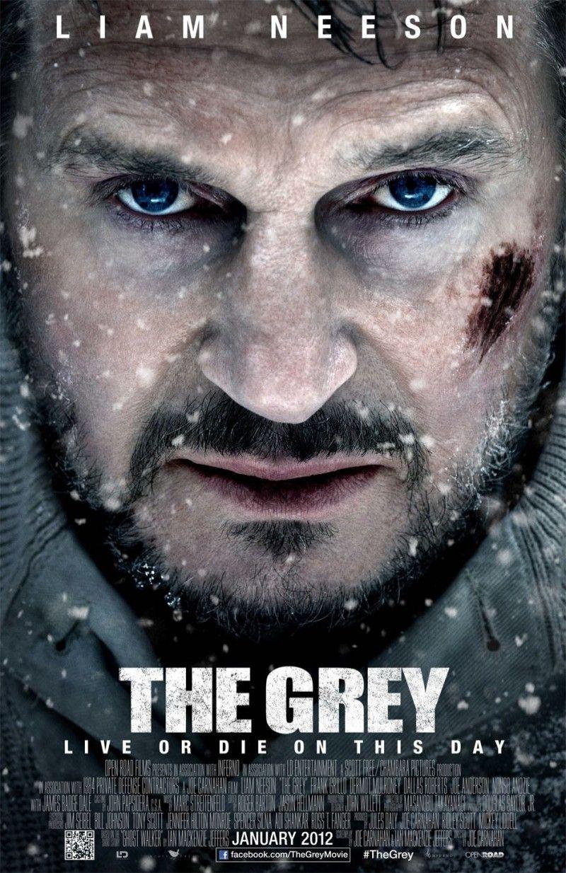 The Grey 2012 Peliculas De Terror Buenas Películas De Terror Grey Pelicula