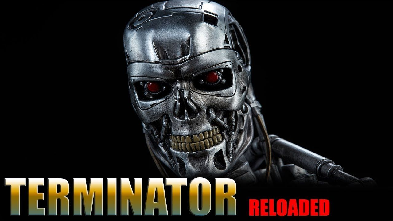 Terminator Reloaded 2018 New Release Hindi Dubbed Movies