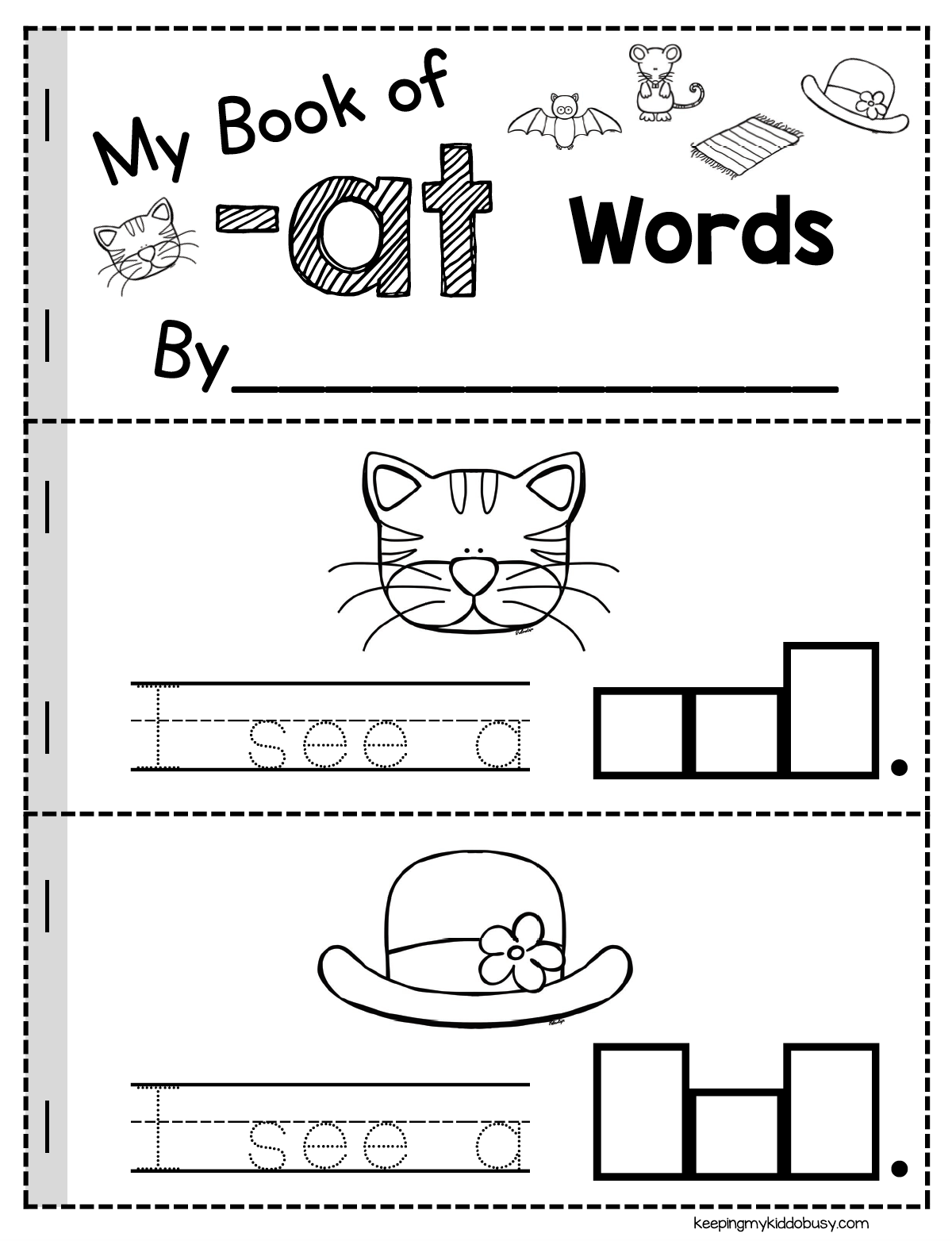 Rhyming Words Worksheet Freebie