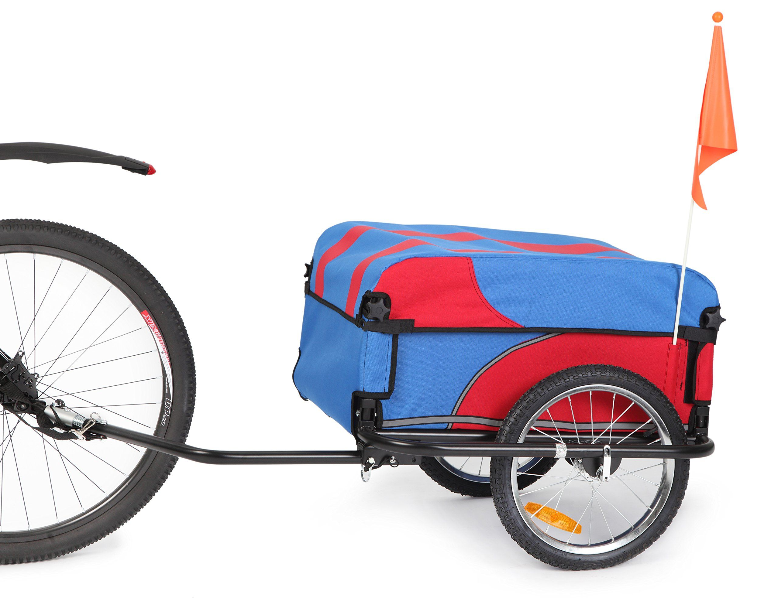 New! Sepnine Steel Frame Bicycle Bike Cargo cart Luggage