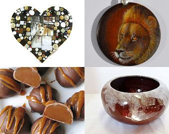 ROUND..... by Nancy Henry on Etsy--Pinned+with+TreasuryPin.com