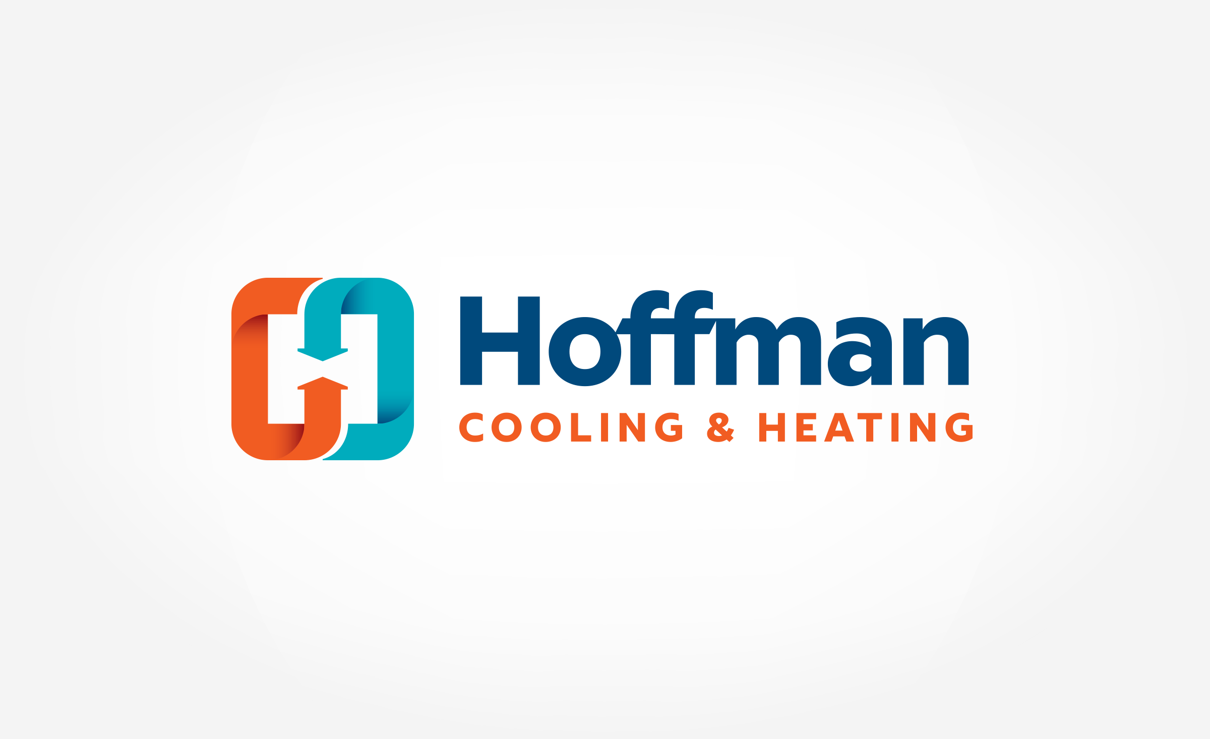Hoffman Cooling Heating Kickcharge Creative Graphic Design
