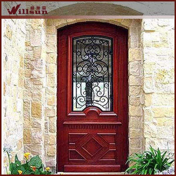 2018 Wrought Iron Window Decor Used Wrought Iron Door Gates - Buy ...