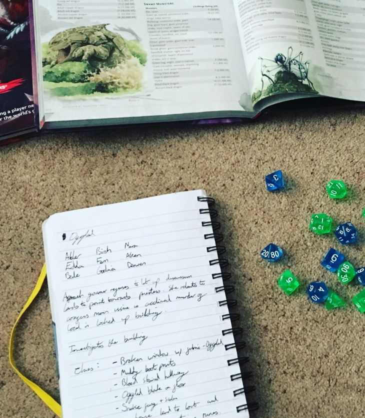 ClanGeek's Top Beginner DM Tips! #dungeonsanddragons #dnd