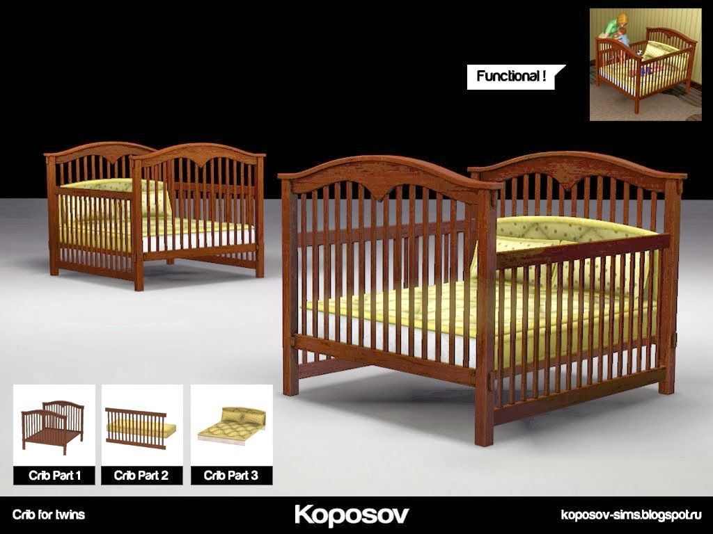 My sims 3 blog new nursery set by koposov