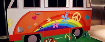 cumple hippies decoracion - Buscar con Google