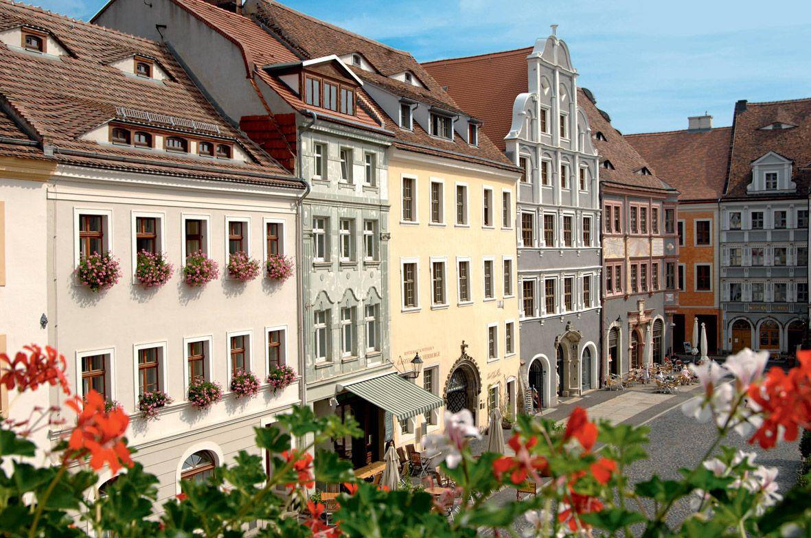 Blick vom Balkon auf den Untermarkt