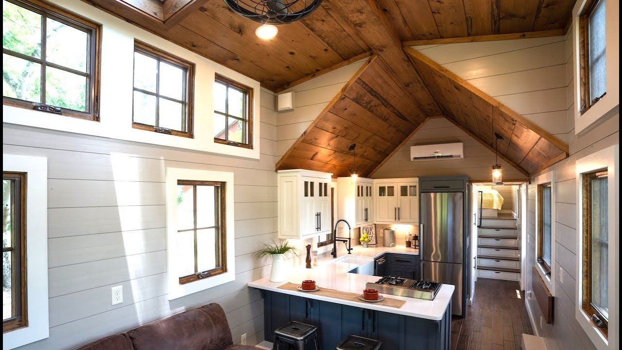 Xl Tiny House Is Absolutely Gorgeous The Denali Xl Is The