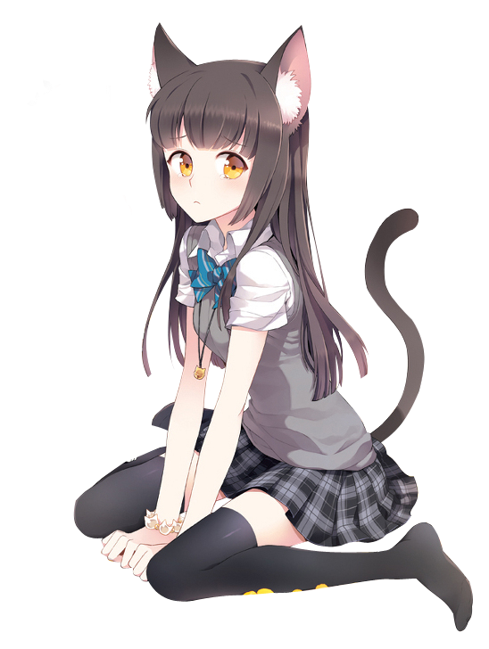 Png De Anime By Chicaanime01 On Deviantart Anime Neko Anime Nekomimi
