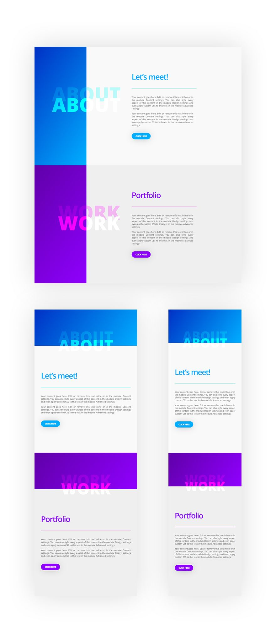 How To Create Vibrant Section Titles For Your Next Divi Project Title Vibrant Create