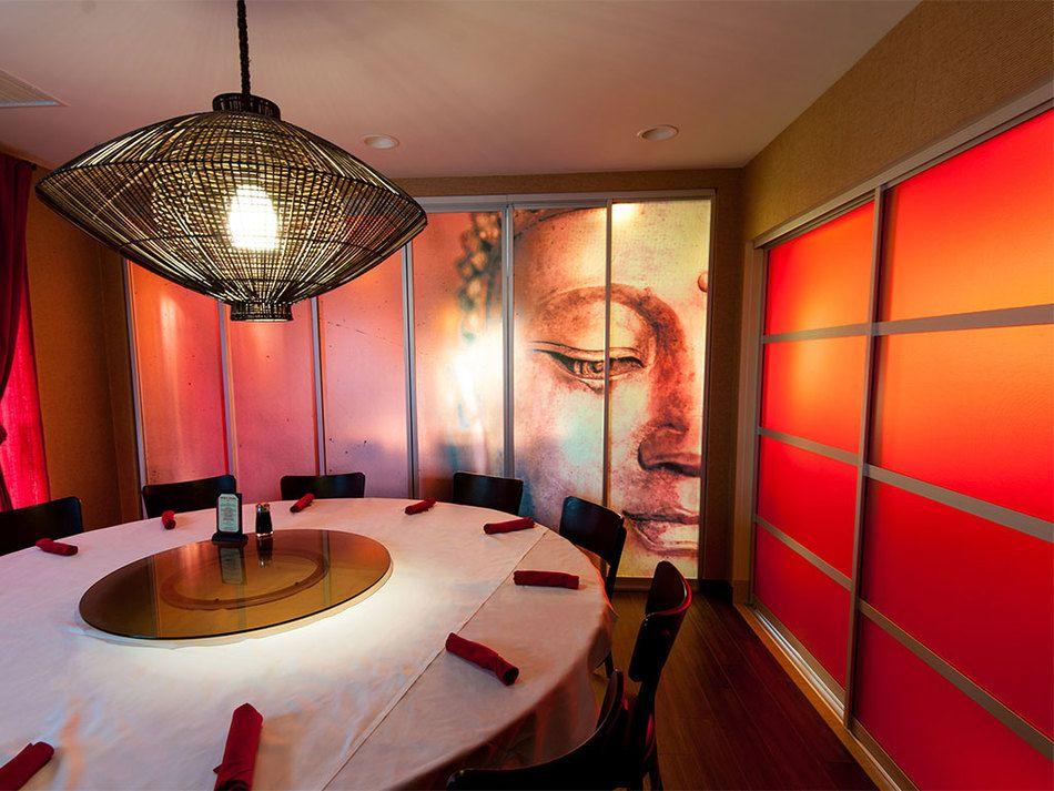Panda restaurant installations retail design brand