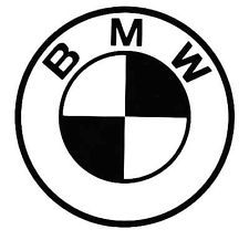 Bmw Logo 4 Vinyl Decal 12 Colors With Images Logos Bmw Art
