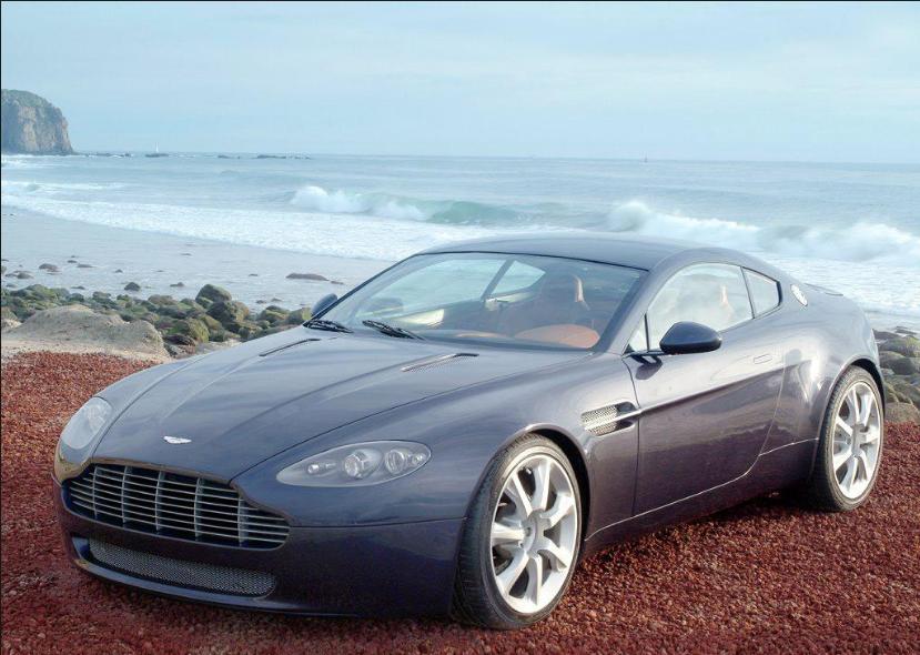 The Magnificent Aston Martin One Awesome Aston Martin - Aston martin db8