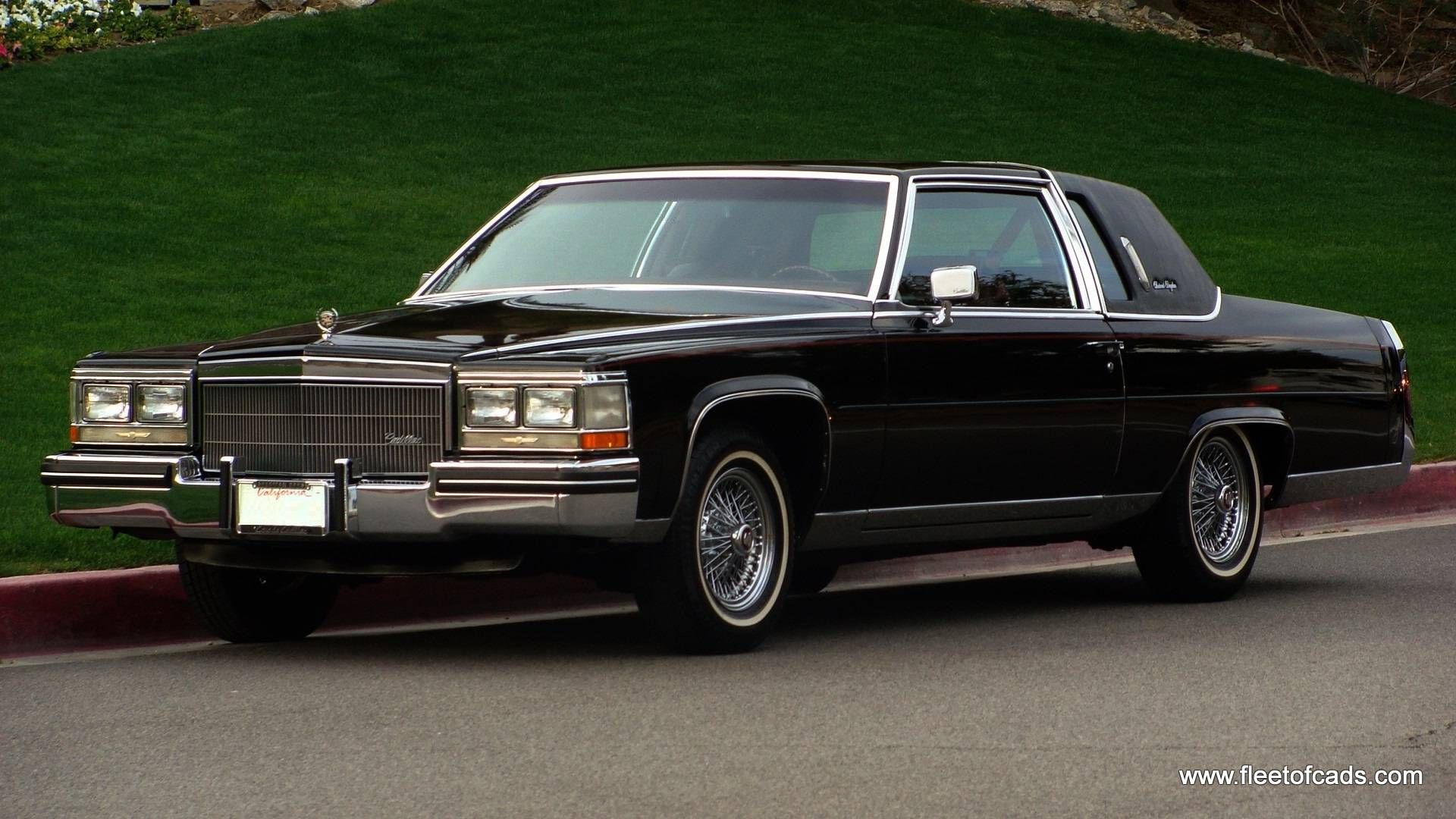 1984 Cadillac Fleetwood Brougham Coupe | Cadillac: 1980 - 1984 ...