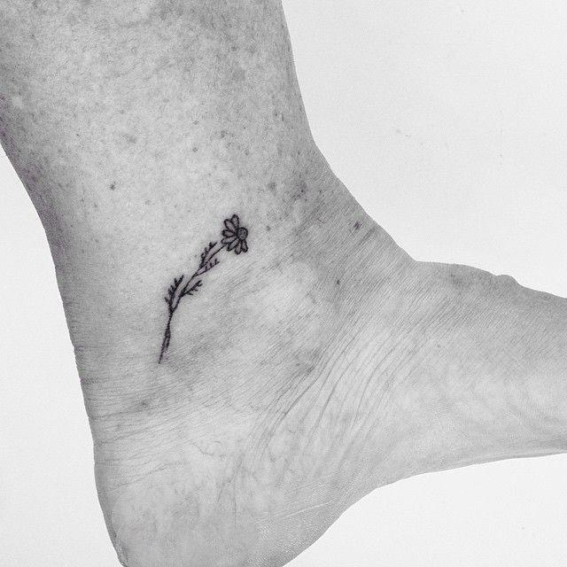 inner ankle for my mom