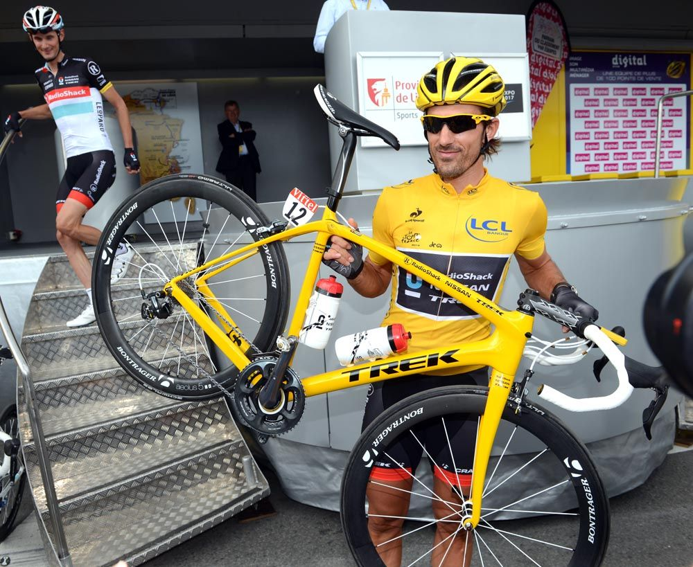 Tour De France Stage 1 Fabian Cancellara Fabian