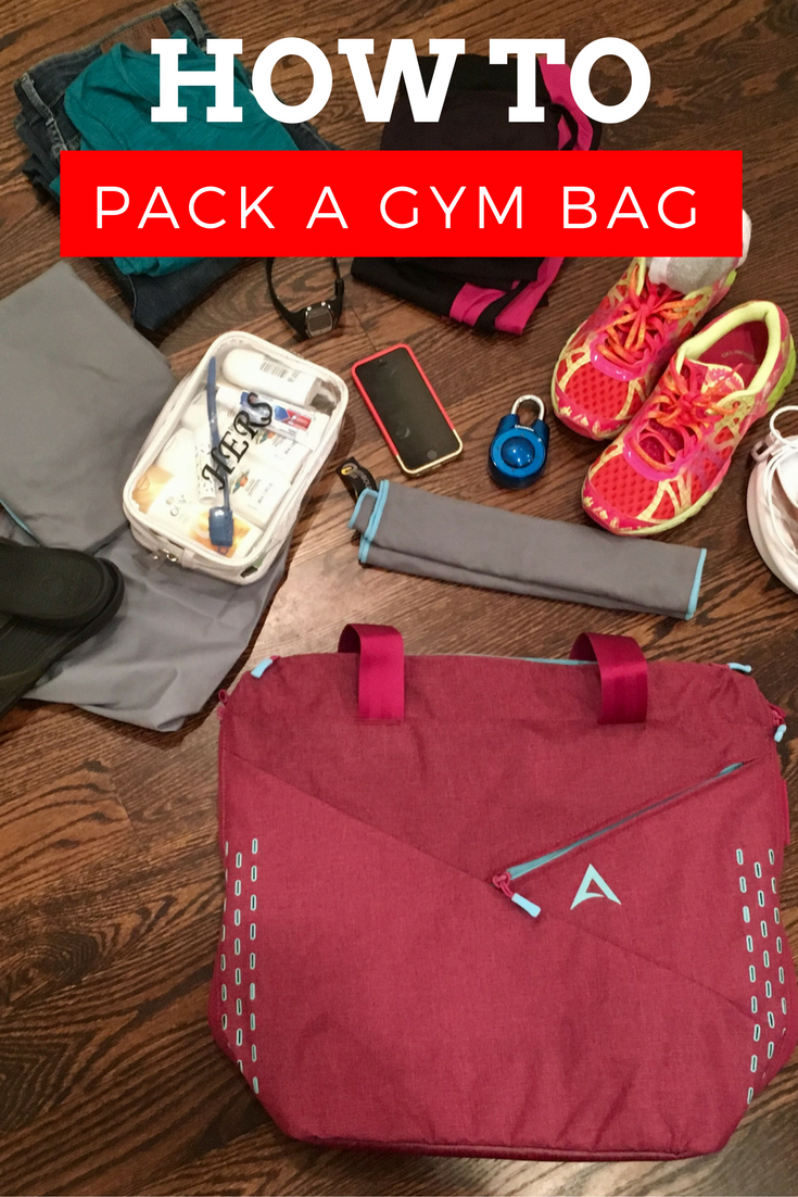 b8facbc262 How to pack a gym bag for the perfect gym experience! Make your trip to the  gym as stress free as possible with all of the right things! via   ...