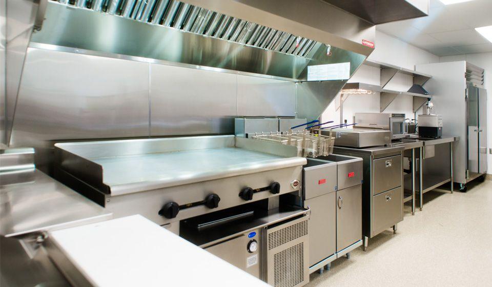 Bargreen Ellingson Restaurant Design —  Restaurant Idea Glamorous Chinese Restaurant Kitchen Design Inspiration Design
