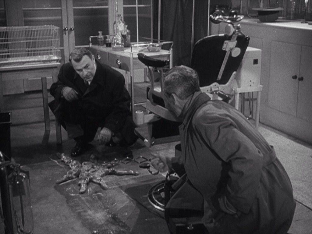 The Quatermass Xperiment (1955) Peliculas