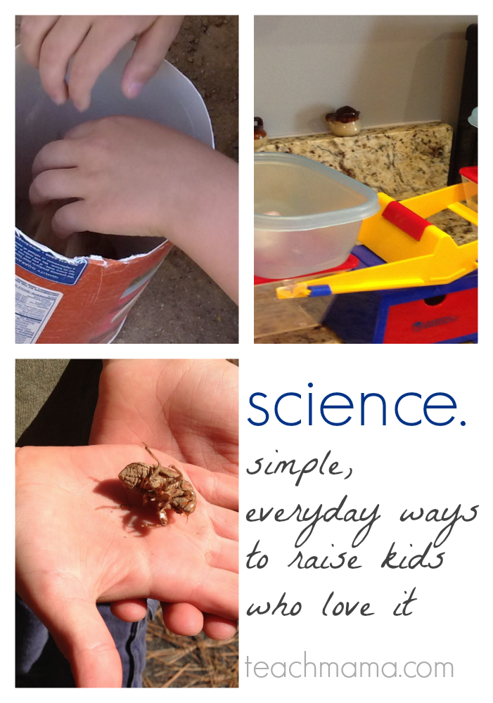 how to help your kids love science: simple, everyday ways