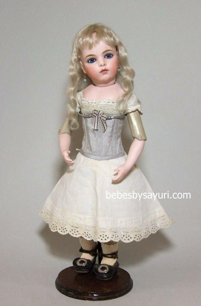 1-004 #Sayuri #Bru #doll #BruJne #bebe #BruDoll #antique #dollunderware 1-004 #Sayuri #Bru #doll #BruJne #bebe #BruDoll #antique
