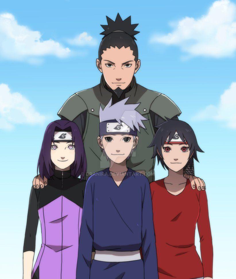 Team Shikamaru by Dranira